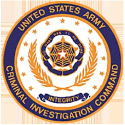 Seal US Army CID